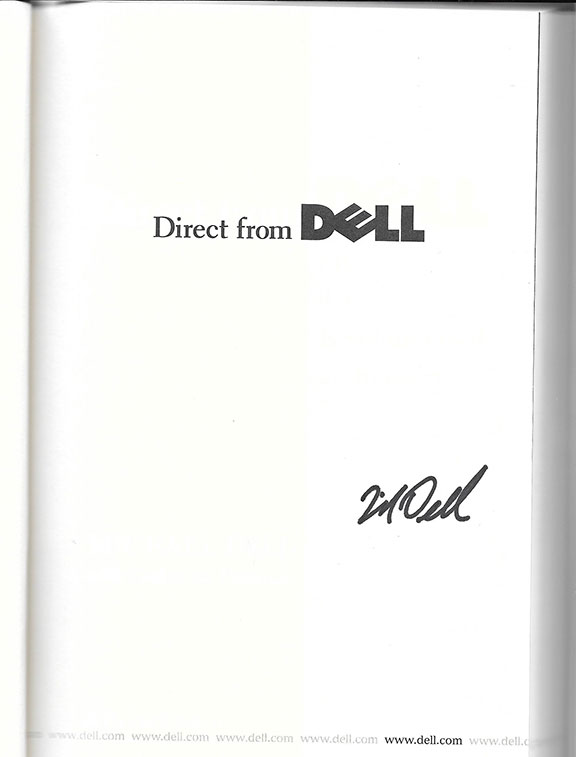 a review of direct from dell strategies that revolutionized an industry by michael dell Michael dell: michael dell strategies that revolutionized an industry in 1999 dell and his wife, susan, formed the michael & susan dell foundation to.